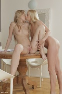 Sexy erotic lesbian babes eating out pussy from X-Art Beauties