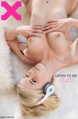 Catie in Listen To Me Cum