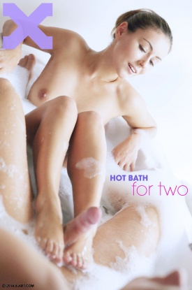 Ivy in Hot Bath For Two