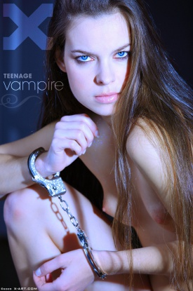 Milla in Teenage Vampire