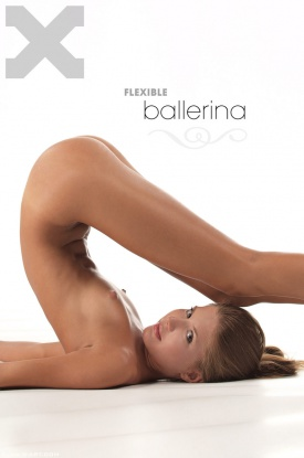 Sofia in Flexible Ballerina
