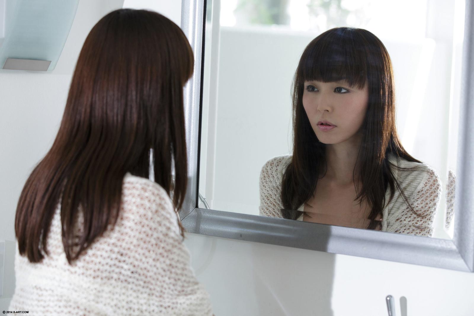 Teen art models free Japanese