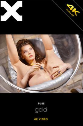 Elena Koshka in Pure Gold