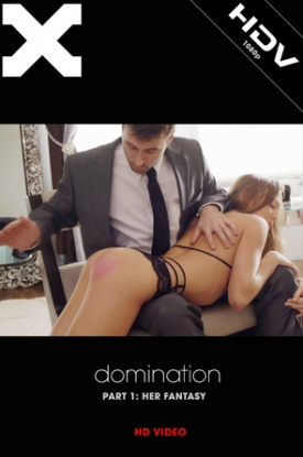Aubrey Star in Domination Part 1