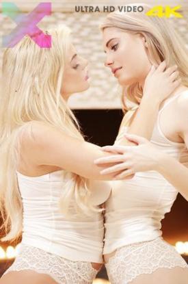Nella & Katie in Deux Jeunes Lesbiennes